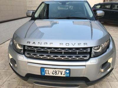 usata Land Rover Range Rover evoque 2.2 Sd4 5p. Prestige