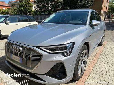 usata Audi E-Tron - Sportback 50 quattro S line edition