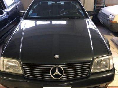 usado Mercedes SL320 3.2 cabrio benzina 231 cv