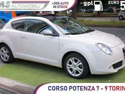 usata Alfa Romeo MiTo MiTo1.4 78 CV Progression GPL 2019 TETTO APRIBIL
