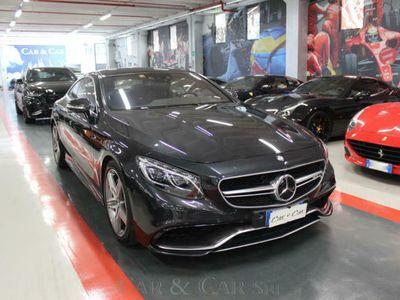 usata Mercedes S63 AMG AMG Coupé 4Matic - Freni Carboceramica