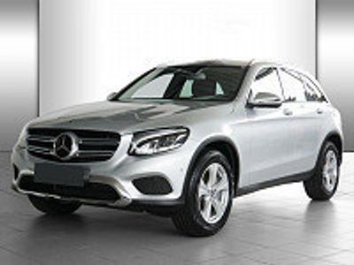 usata Mercedes 220 Glc-klasseD Exclusive 4m Distr.+ Navi Led+ Shz Pts