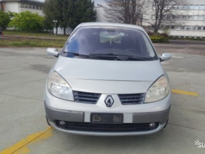 used Renault Scénic 1.9 dci solo export