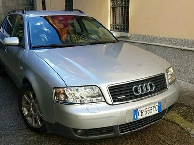 usata Audi A6 2ª serie - 2002