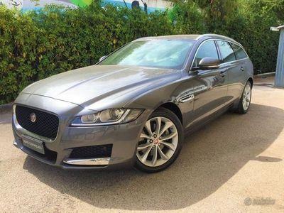 usata Jaguar XF Sportbrake 2.0D 180CV AWD Automatic...