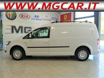 used VW Caddy Maxi 1.6 TDI 102 CV DSG TEL-GANCIO-CRUISE CONTROL