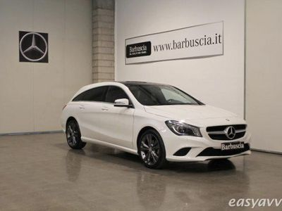 second-hand Mercedes CLA200 d S.W. Automatic Sport