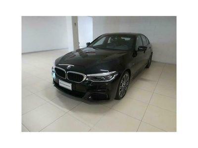 usata BMW 520 d 48V Msport