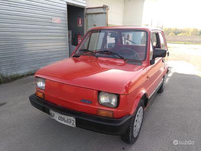 usata Fiat 126 bis cc700 24cv scritto assi