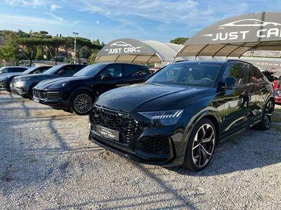 usata Audi RS Q8 B&O TETTO LUCI AMBIENTE MATRIX SOSPENSIONI