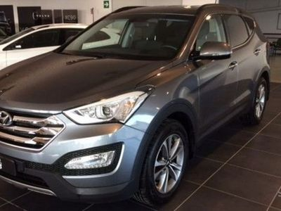 brugt Hyundai Santa Fe 2.2 CRDi 4WD A/T 7 posti Com...