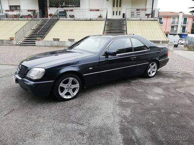 usata Mercedes 420 Serie SEC (C126)benzina del 1997