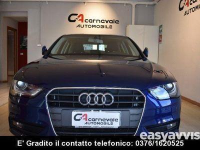 usata Audi A4 2.0 tdi 190 cv automatica navigatore pdc diesel