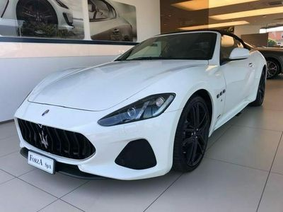 usata Maserati GranCabrio 4.7 V8 Sport
