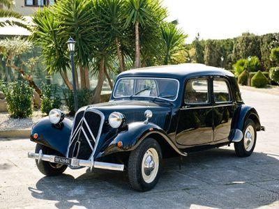 brugt Citroën Traction Avant - Anni 50
