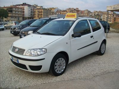 "usata Fiat Punto 1.2 gpl 3p dynamic ""2009"""