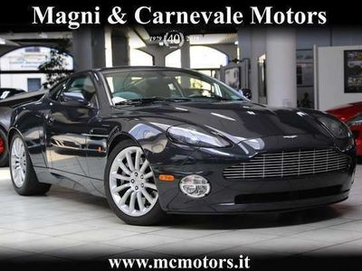 usata Aston Martin Vanquish V12 - 2+2 - CRONO SERVICE -