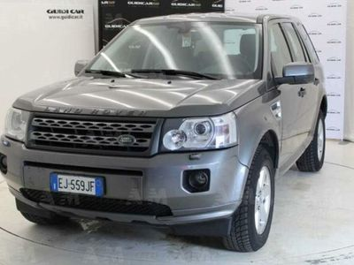 używany Land Rover Freelander 2.2 td4 S 150cv