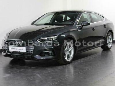 usata Audi A5 Sportback 40 2.0 tdi Business Sport 190cv s-tronic