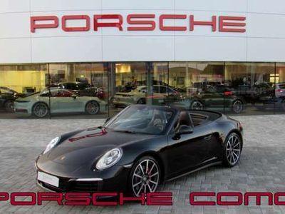usata Porsche 911 Carrera 4S Cabriolet -