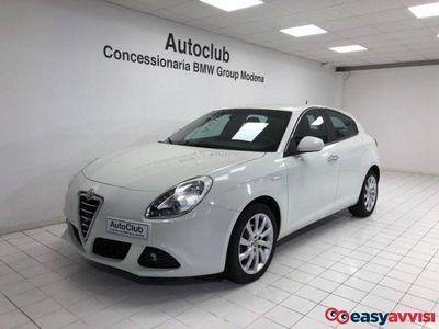 gebraucht Alfa Romeo Giulietta 1.6 jtdm-2 105 cv distinctive diesel