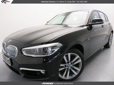usata BMW 118 d 5p. Urban rif. 6793991