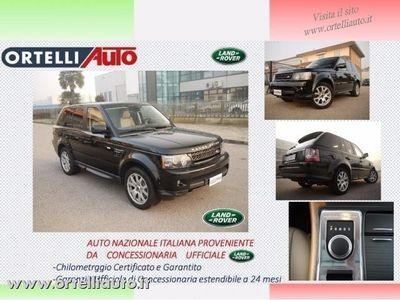 usata Land Rover Range Rover Sport 3.0 SDV6 211 Cv HSE