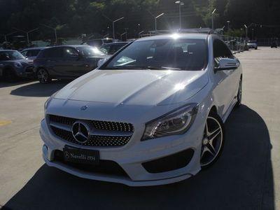 usata Mercedes CLA220 CLACDI 4Matic AUTOMATIC Premium