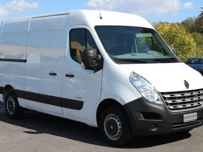 used Renault Master T35 2.3 DCI125 CV L2H2