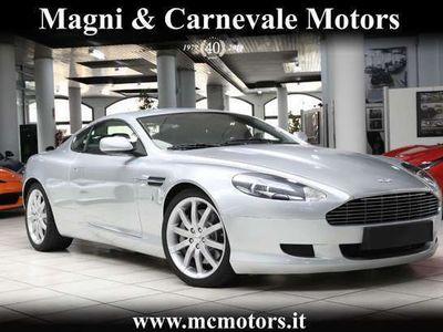 usata Aston Martin DB9 TOUCHTRONIC|NAVIGATORE|CLIMA|CRONOSERVICE COMPLETA