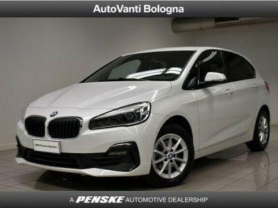 usata BMW 216 Active Tourer Serie 2 Active Tourer Serie 2 A.T. (F45) d Advantage