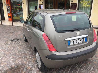 usata Lancia Ypsilon 1.3 multijet euro 4 neopatentati