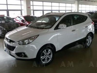 gebraucht Hyundai ix35 1.7 CRDi 2WD Classic