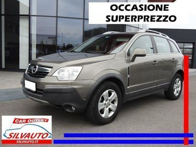 used Opel Antara 2.4 140 CV 16 V EDITION