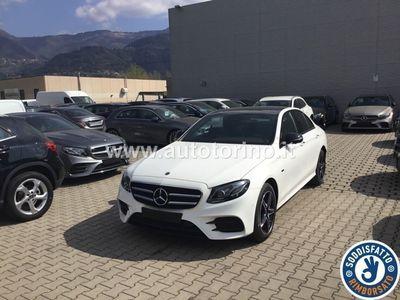 używany Mercedes E300 CLASSE E BERLINAAuto EQ-POWER PREMIUM PLUS