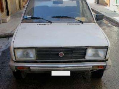 usata Fiat 131 del 1981