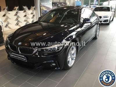 used BMW 420 SERIE 4 GRAN COUPE D XDRIVE GRAN COUPE` M SPORT
