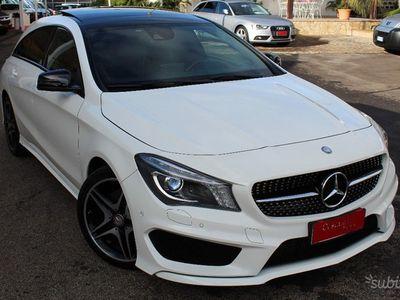 second-hand Mercedes CLA220 CDI S.W. Automatic Premium AMG