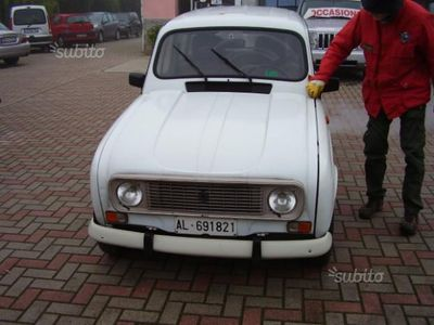 usata Renault R4 - 1991