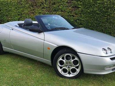 usata Alfa Romeo Spider 2.000 16V TS SERIE LIMITATA NUMERATA LUX (PERMUTE)
