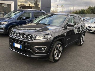 gebraucht Jeep Compass 2ª serie 1.4 MultiAir 2WD Limited
