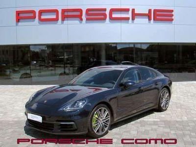usata Porsche Panamera 2.9 4 E-Hybrid-IVA ESPOSTA- FULL-LISTINO 145.000