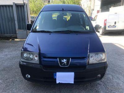 usata Fiat Scudo 2006 2.0 MJT 110cv 6 POSTI PANORAMA