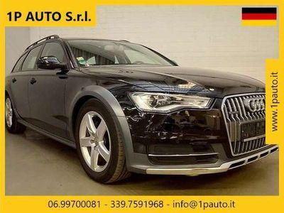 usata Audi A6 Allroad 3.0 TDI S tronic Business - tagliandi