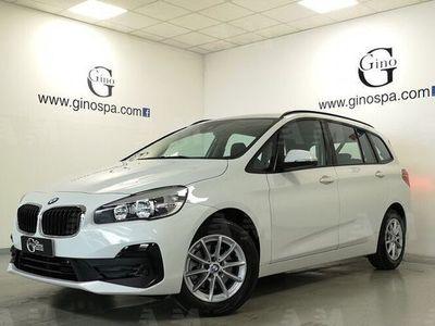 usata BMW 216 Serie 2 Gran Tourer d Business del 2019 usata a Cuneo