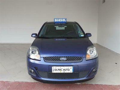 usata Ford Fiesta Fiesta1.4 TDCi 5p. Ghia del nord italia 12 mesi di garanz