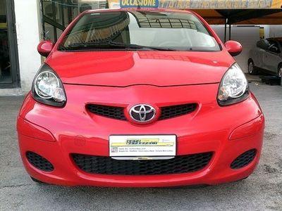 usata Toyota Aygo 1.0 12v 68cv 5pt. VVT-i Sol
