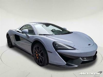 usata McLaren 570S SPIDER - MILANO DEL 2020