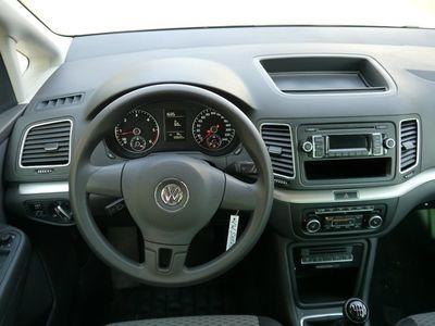 brugt VW Sharan usata 2012