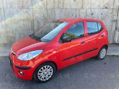 usata Hyundai i10 1.1 12V Fiorucci del 2010 usata a Bressanone/Brixen
